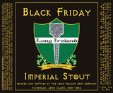 Long Ireland Imperial Stout beer