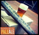 Newburgh Paper Box Pale Ale beer