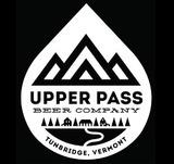 Upper Pass Cloud Drop beer