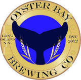 Oyster Bay Brewing Thar She Gose beer