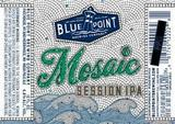 Blue Point Mosaic IPA with Cucumber beer