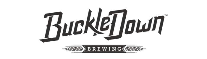 BuckleDown Party Pillow Hefe beer Label Full Size