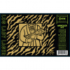 Mikkeller NYC Log Lady beer Label Full Size