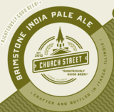 Church Street Brimstone IPA Beer