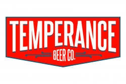 Temperance Basement Party beer Label Full Size