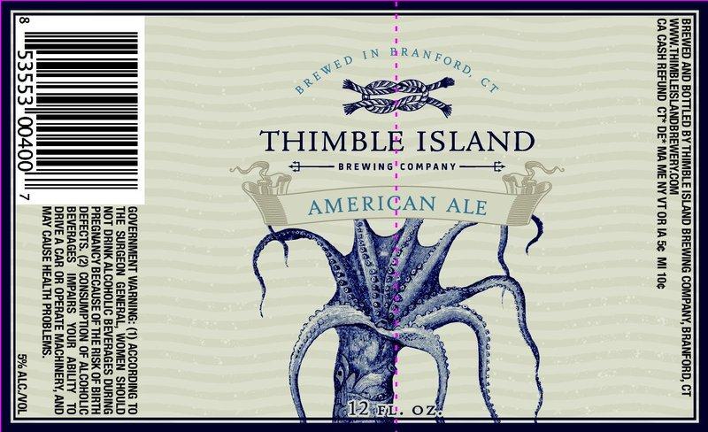 Thimble Island American Ale Beer