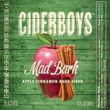 Ciderboys Mad Bark beer