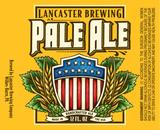 Lancaster Pale Ale beer