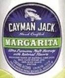 Cayman Jack Margarita beer