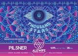 Alewife Thousand Stars beer