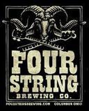 Four String Hilltop Light beer
