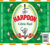Harpoon Celtic Red Ale beer