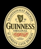 Guinness Irish Stout beer