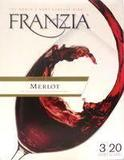 Franzia Merlot wine