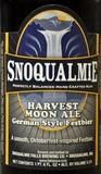 Snoqualmie Falls Harvest Moon Beer