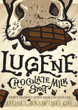 Odell Lugene Chocolate Milk Stout beer