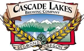 Cascade Lakes Pineapple Kush beer Label Full Size