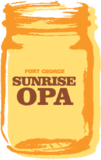 Fort George Sunrise Oatmeal Pale Ale beer
