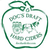 Doc's Draft Framboise Hard Rasberry Cider Beer
