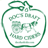 Doc's Draft Framboise Hard Rasberry Cider Beer