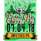 Stone Enjoy By 07.04.18 Beer