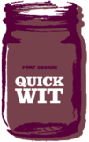 Fort George Quick Wit beer