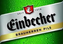 Einbecker Brauherren Pilsner beer Label Full Size