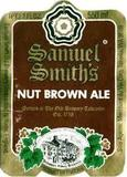 Sam Smith's Nut Brown Ale beer