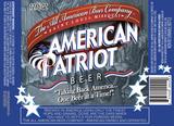 American Patriot beer