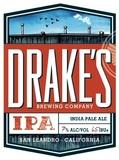Drakes IPA beer