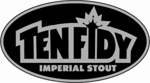 Oskar Blues Ten Fidy 2012 beer Label Full Size