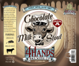 4 Hands Chocolate Milk Stout Beer