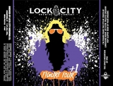 Lock City Figure Four + 1 beer