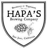 Hapa's Engraved Hour Glass Milkshake Beer