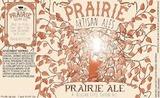 Prairie Artisan Prairie Ale beer