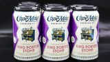 Cape May King Porter Stomp beer