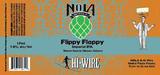 NOLA/Hi-Wire Flippy Floppy beer