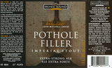 Howe Sound Pothole Filler Imperial Stout Beer