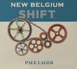 New Belgium Shift Pale Lager Beer