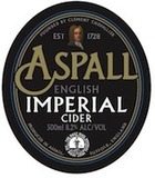 Aspall Imperial Cyder beer