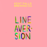 Kent Falls Line Aversion beer