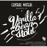 Central Waters Brewer's Reserve Vanilla Bean Stout beer