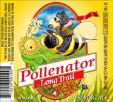 Long Trail Pollenator beer