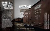 Boxcar Belgian Tripel beer