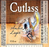 Heavy Seas Cutlass Amber Lager Beer