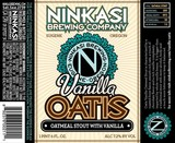Ninkasi Vanilla Oatis Beer