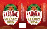 Saranac Legacy IPA Beer