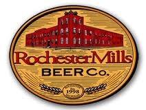 Rochester Mills Bourbon Barrel Snow Dazed Beer