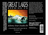 Great Lakes Alchemy Hour beer
