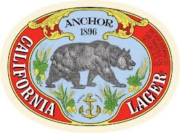 Anchor California Lager beer Label Full Size